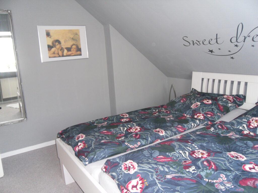 das erste Schlafzimmer für den gesunden Schlaf! ;-)